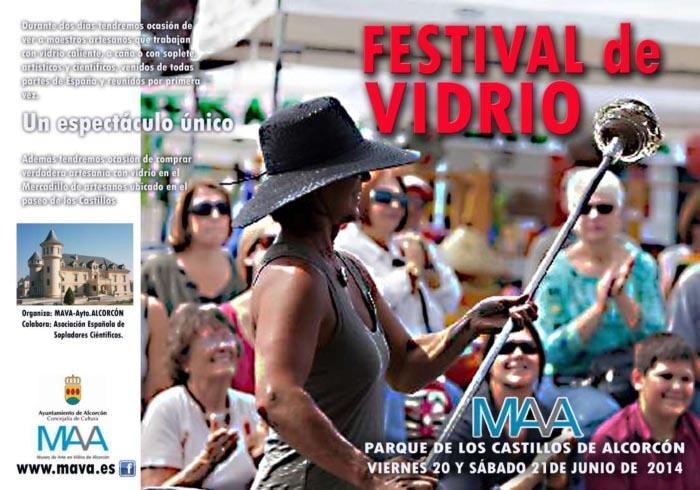 Folleto Festival Vidrio MAVA-1