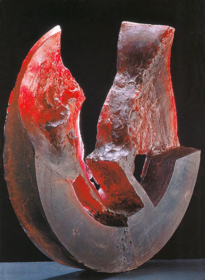 PHOENIX cast glassd-45cm 1993