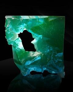 frozencast glass40x35x13 cm2011