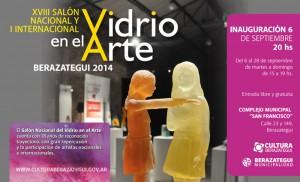 Invitacion Salon del vidrio