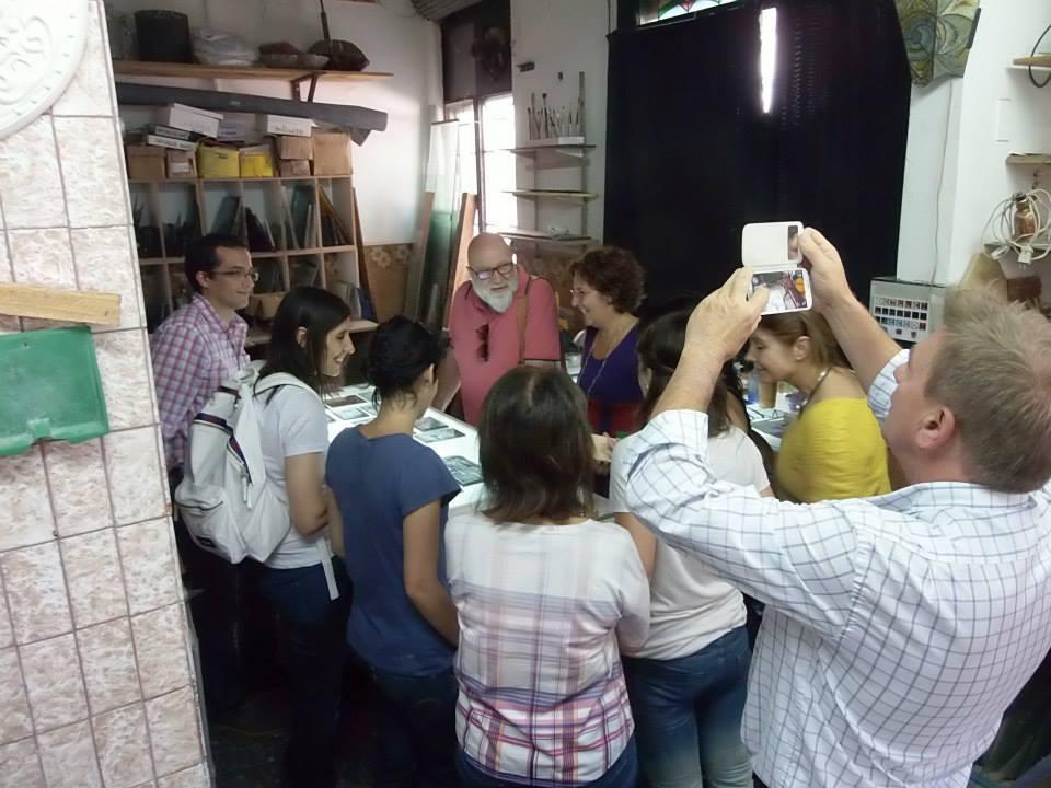 Taller Fotovidrio Uruguay
