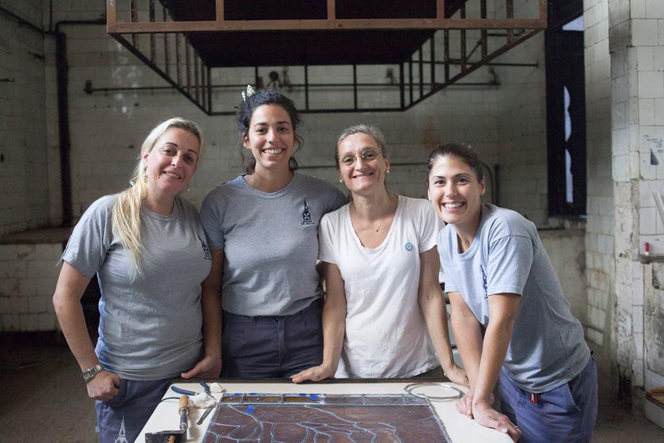 Maria Paula Farina Ruiz restauracion confiteria del molino