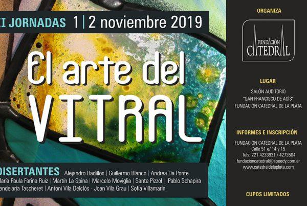 II Jornadas El Arte del Vitral en La Plata