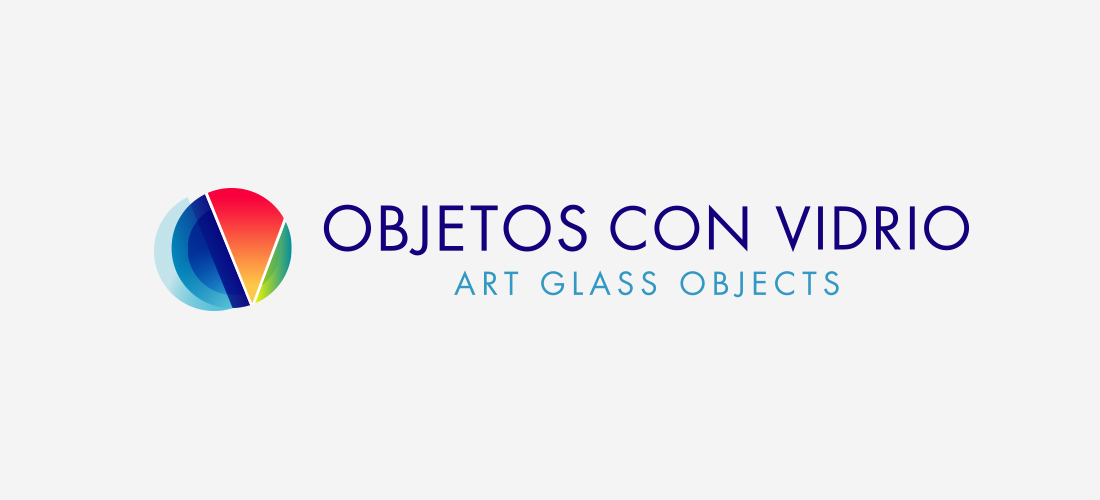 Objetos con Vidrio Art Glass Objects