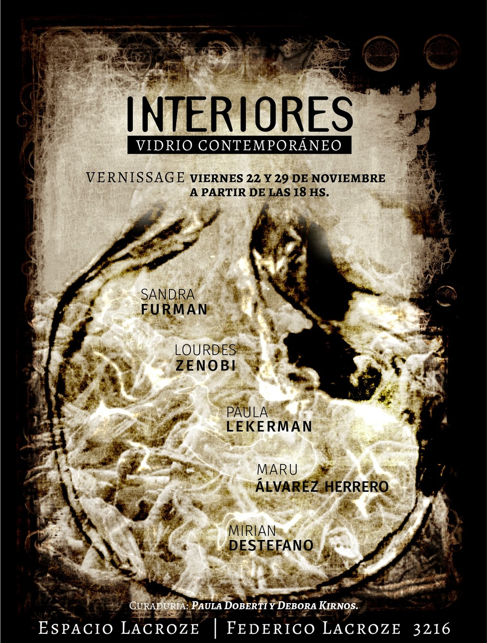 Interiores Vidrio Contemporaneo