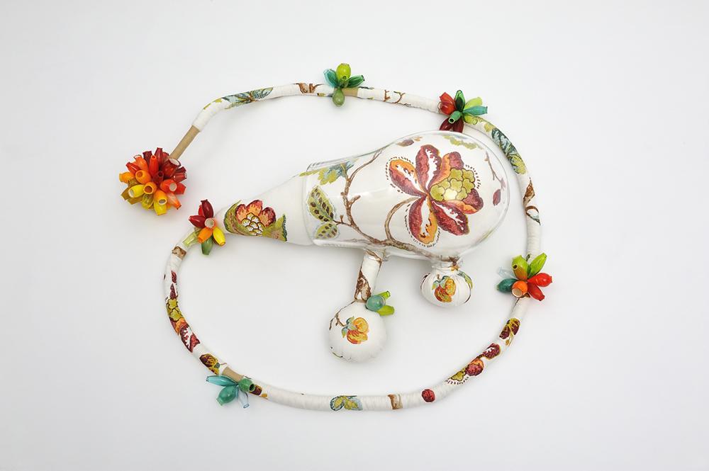 Montserrat Duran Muntadas Glass Artist Escultura en vidrio Prix François Houdé