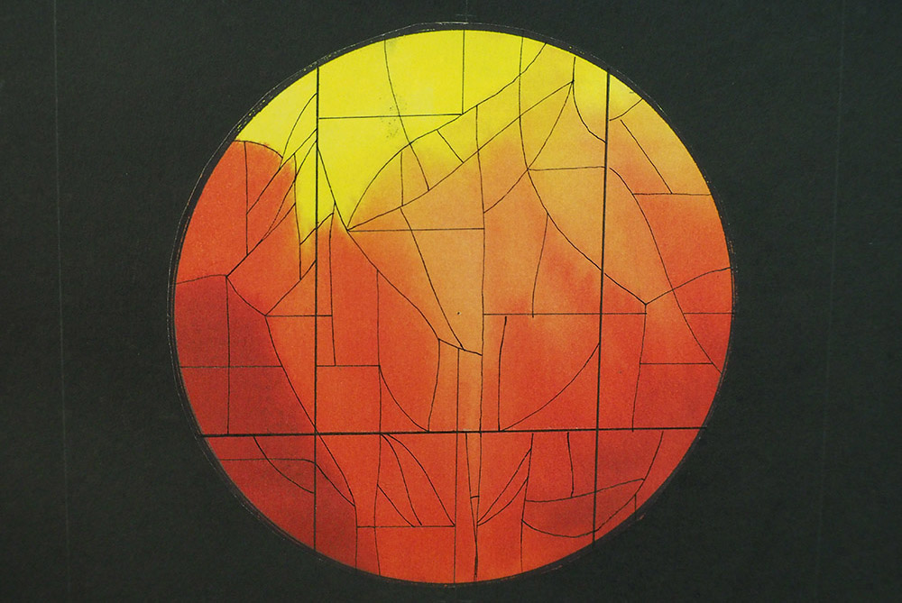 Acuarelas de Joan Miró