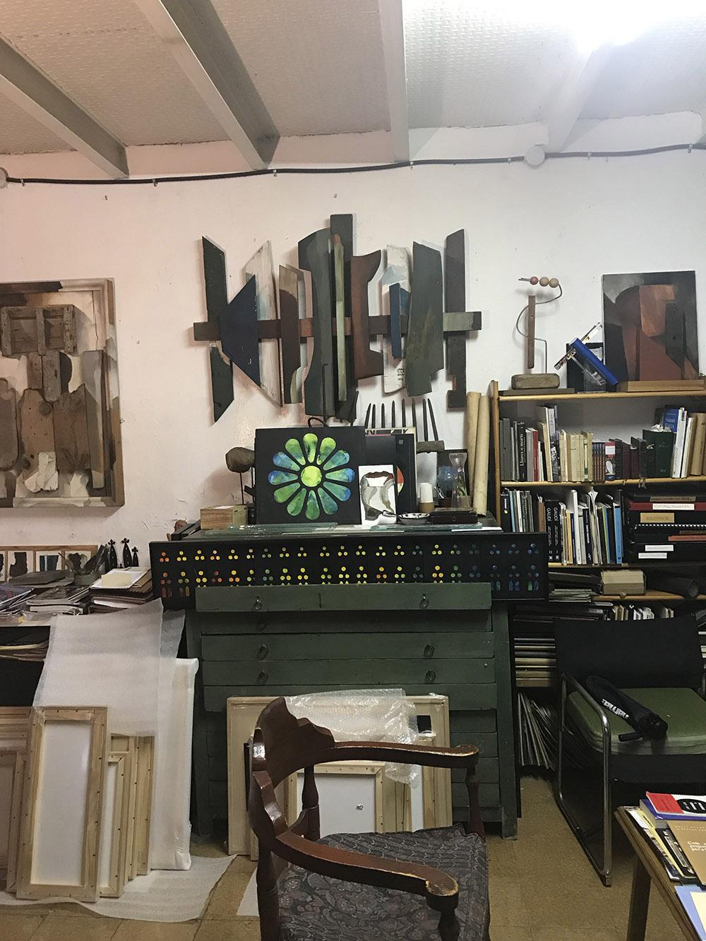 taller de Joan Vilagrau