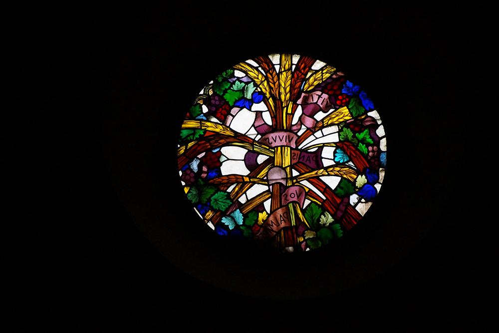 Jujol-Vilanova Vidrieras Vitrales Stained Glass Barcelona