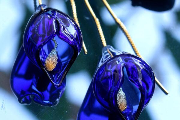 Eugenia Vasconcelos Contemporary Glass Joyería contemporanea glass art