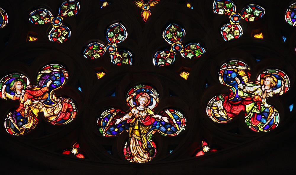 Catedral de Burgos -Detalle Roseto?n. ph.Miguel Corte?s