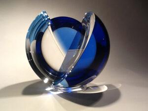 Anthony E. Cowan Glass collection Objetos con Vidrio Glass Art