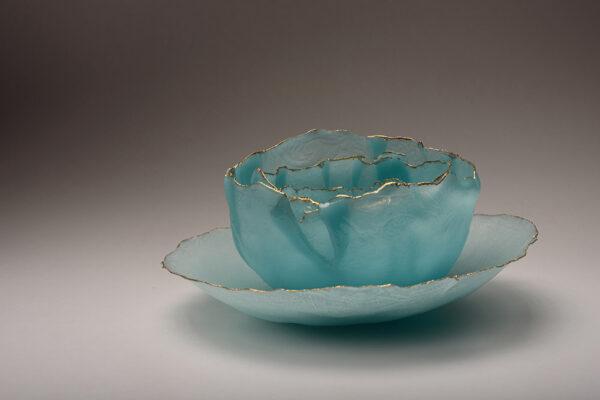 Ana Laura Quintana Glass Artist Pate de Verre
