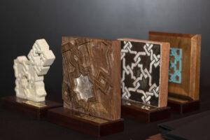 Anna Santolaria Glass Art restauración de vidrieras Girona - Cataluña
