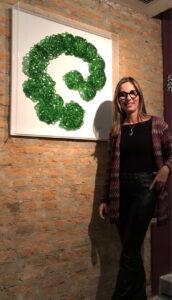 Cristine Baena Glass Art Vidro Objetos con Vidrio Arte en vidrio