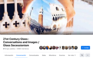 21st Century Glass : Conversations and Images / Glass Secessionism