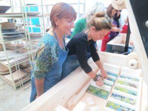 LUA Tienda Taller Vitrofusión Día de la Madre Objetos con Vidrio GLASS