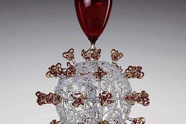 Lucio Bubacco Glass Art