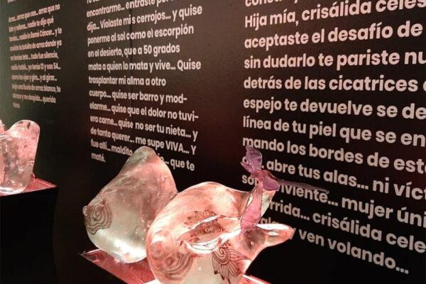 Marisa Berrone ArtistaVisual Vidrio