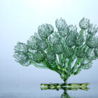Ivan Bestiari Recicled Glass Art Flamework Vidrio reciclado