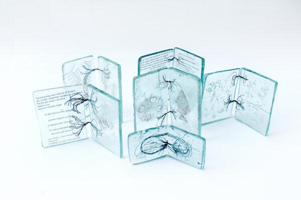 María Torrendell Glass Artist Uruguay Fused Glass