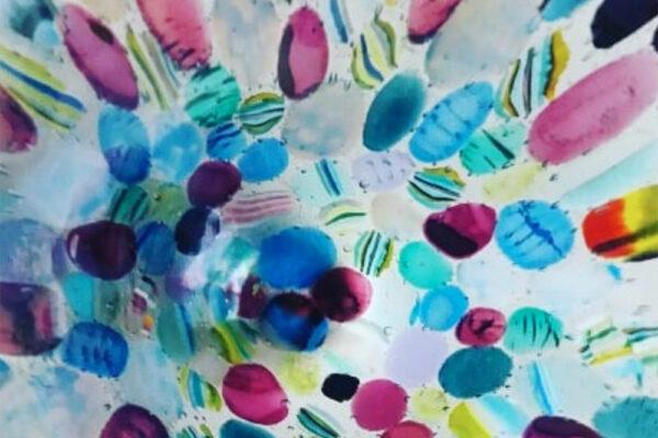 Laura Rivolta Arte en vidrio Vitrofusión - Fused glass
