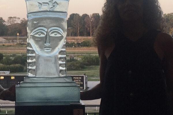 Sandra Tawil Arte en Vidrio Glass artist
