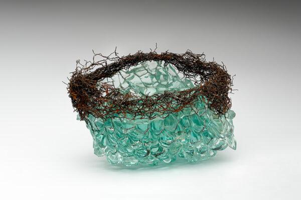 Gladys Silva Glass Artist Objetos con Vidrio
