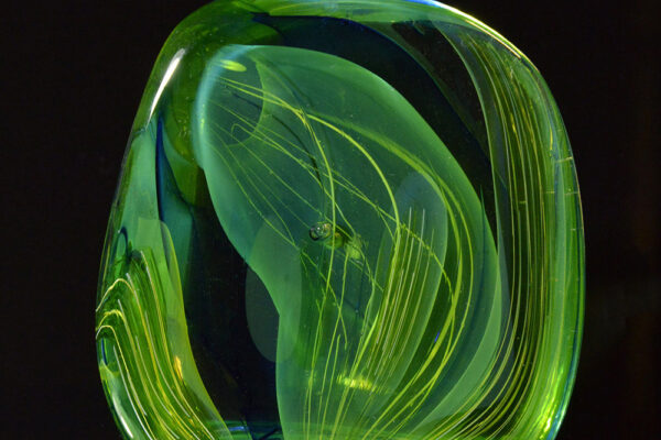 Eric  Rubinstein Glass Art Objetos con Vidrio