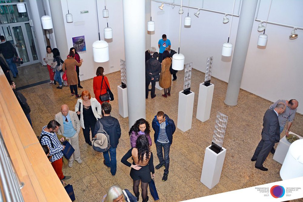 IBG Bulgaria The International Biennale of Glass (IBG)