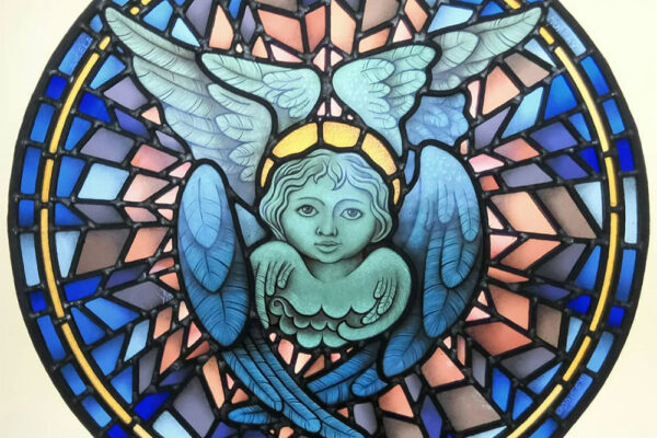 Diego Tolomelli Stained Glass Glass Artist Vitrales
