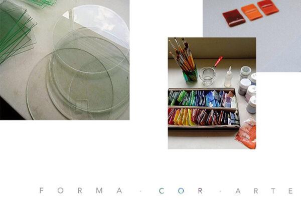 Cris Ramadan Brasil Vitrofusión Glass