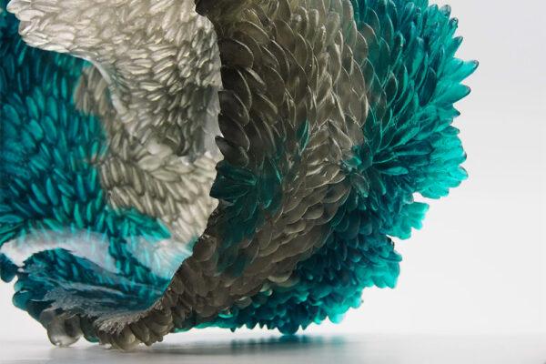 Nina Casson McGarva Glass Artist