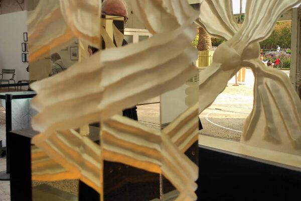 Exposición Retrospectiva de Francois Vigorie VERRE Paris