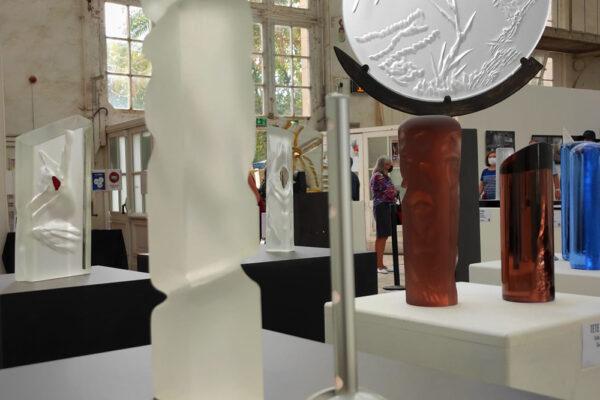 Exposición Retrospectiva de Francois Vigorie